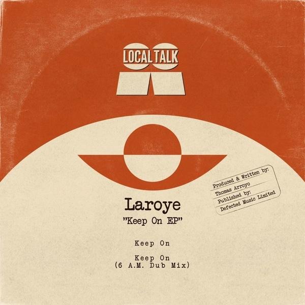 Laroye - Keep On