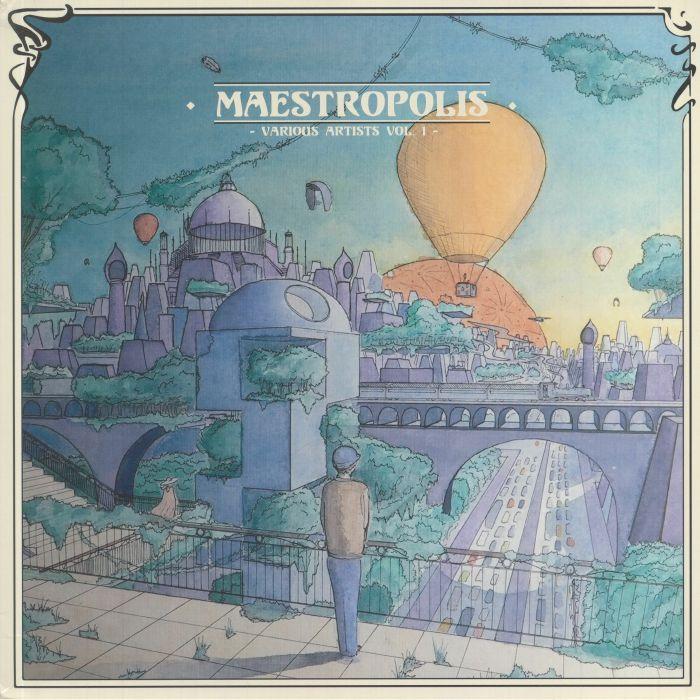 Maestropolis Vol 1