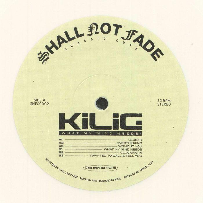 Kilig - What My Mind Needs
