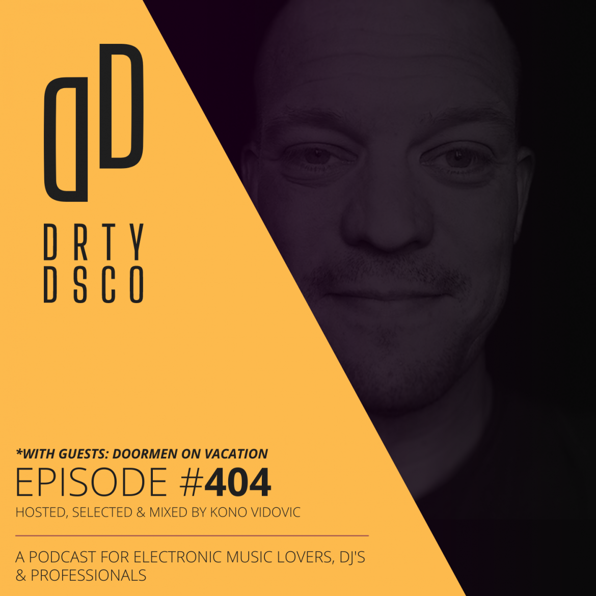 Doormen on Vacation guest-mix in Dirty Disco