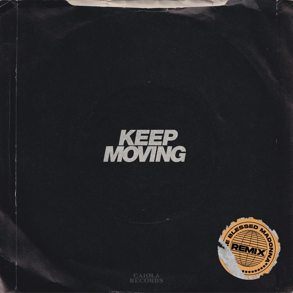 Jungle - Keep Moving Blessed Madonna Remix