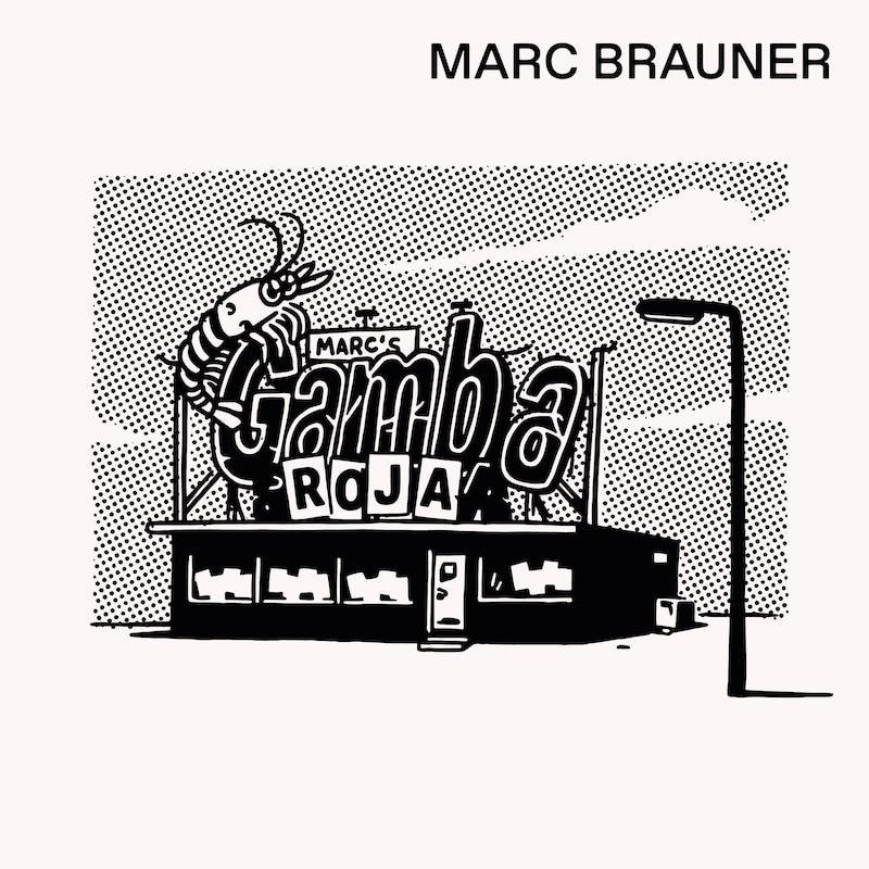 Marc Brauner - Gamba Rioja