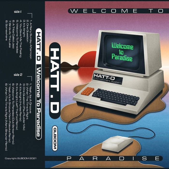 HATT.D. - Welcome To Paradise