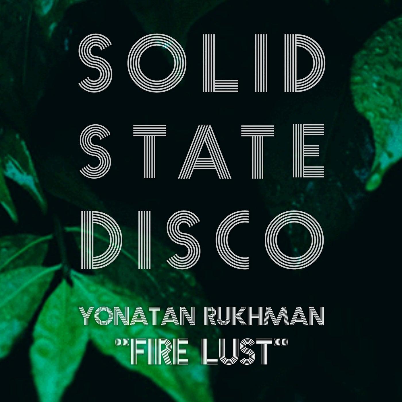 Yonatan Rukhman Fire Lust