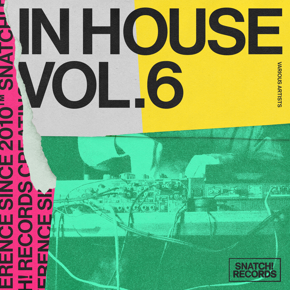 In House Vol 6 Snatch Records