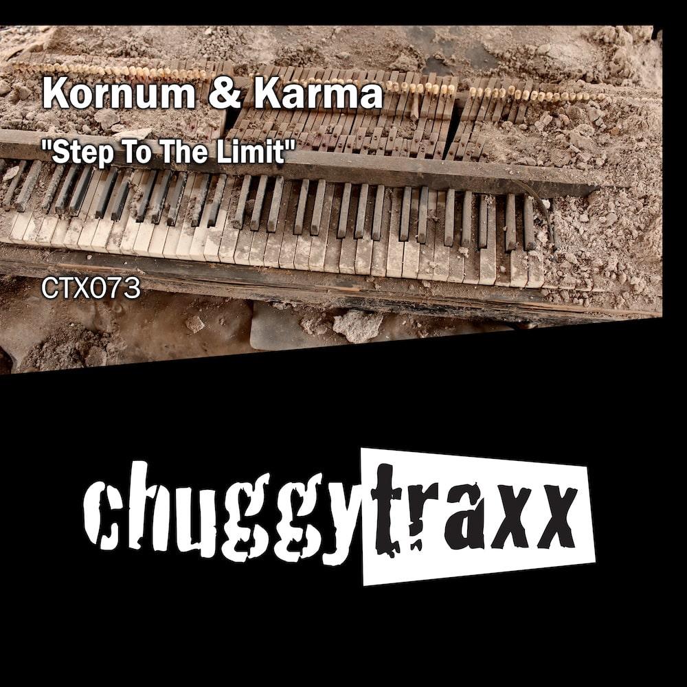 Kornum & Karma - Step To The Limit