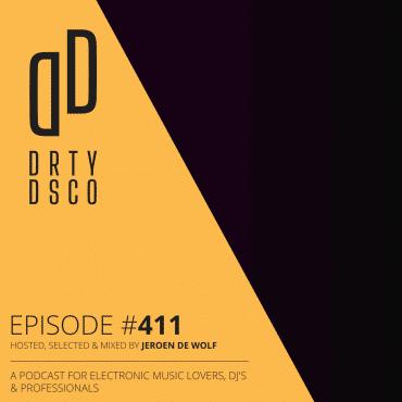 Dirty Disco 411 Jeroen De Wolf
