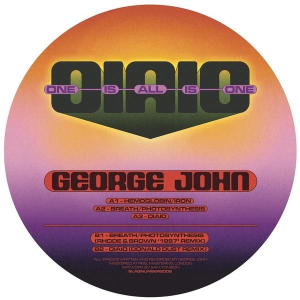 George John - OIAIO