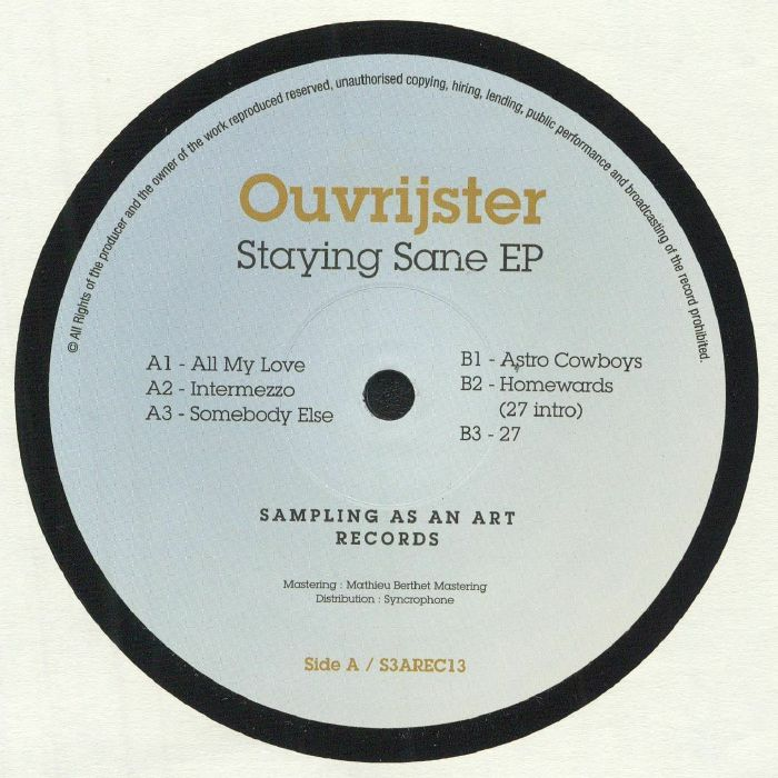 Ouvrijster - Staying Sane