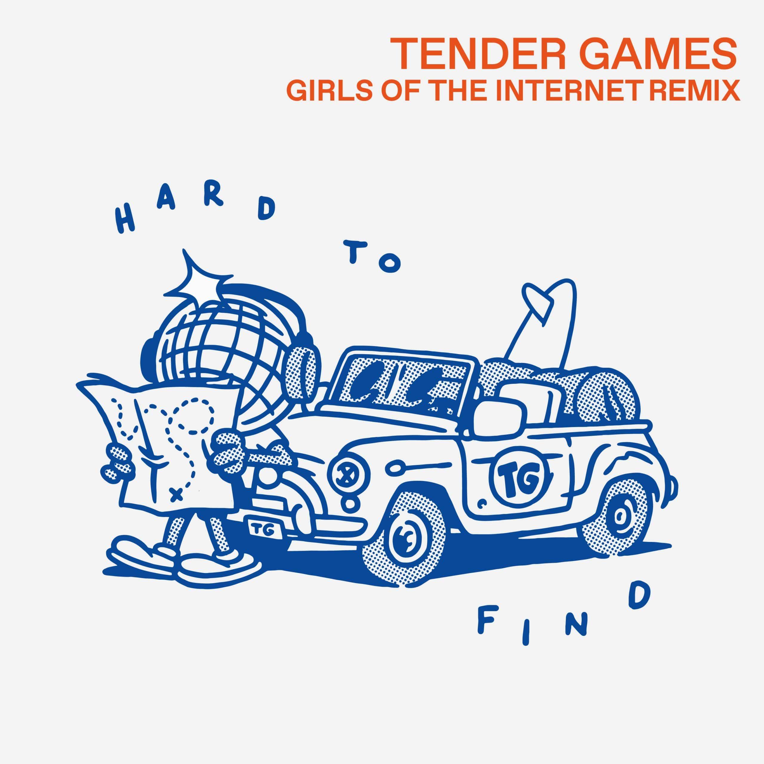 Tender Games - Hard To Find