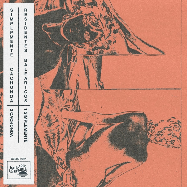 Simplemente Cachonda EP - Ensemble Balearica