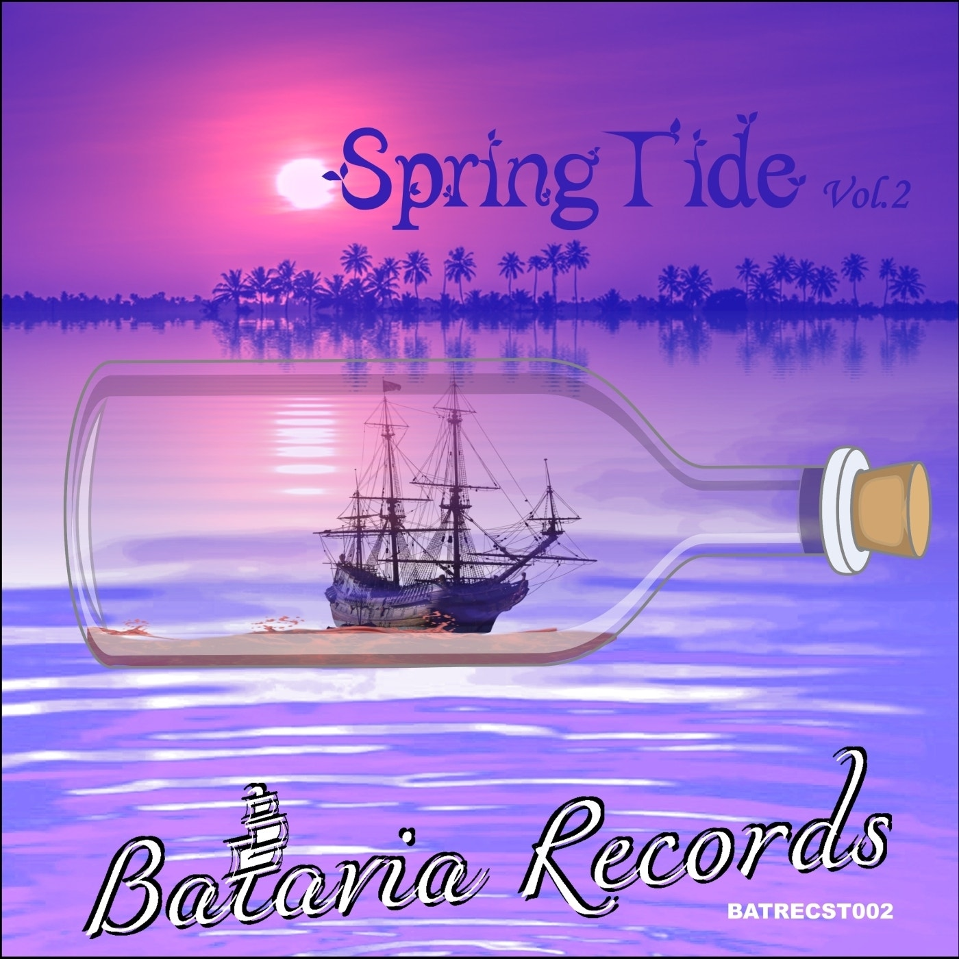 Batavia Records - Spring Tide Vol 2
