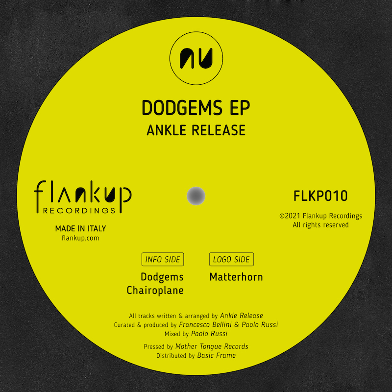 Ankle Release - Dodgems