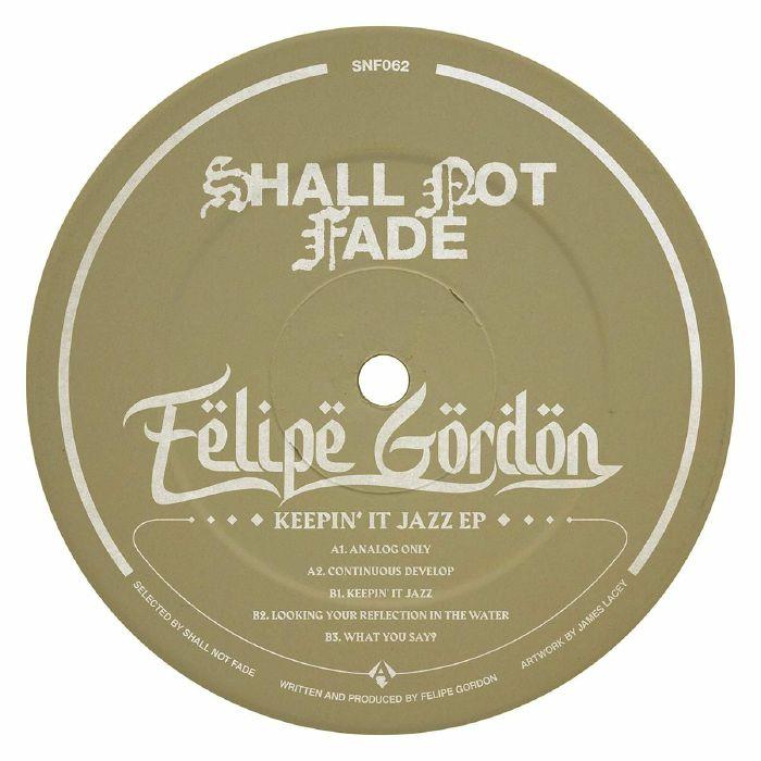 Felipe Gordon - Keepin' It Jazz