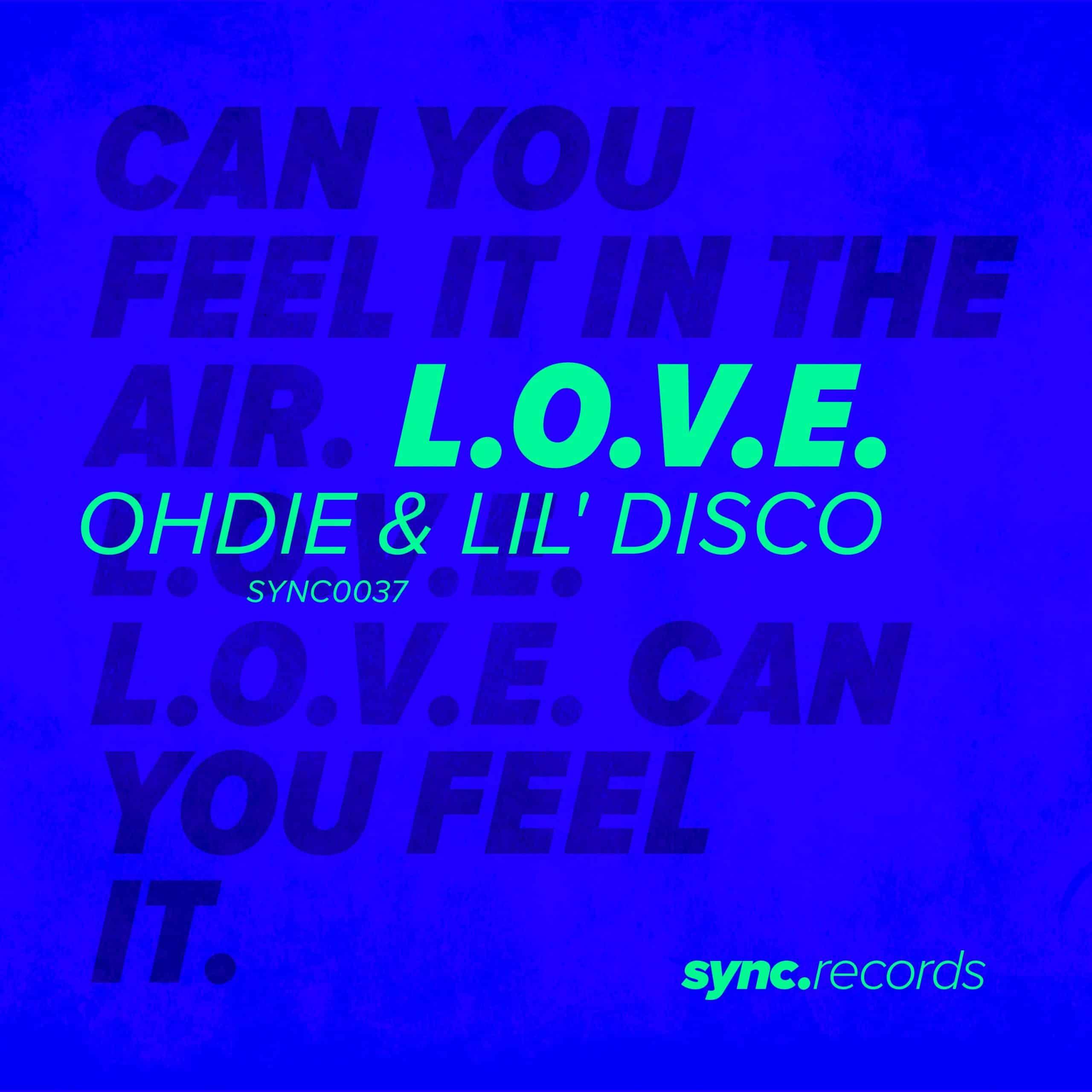 Ohdie & Lil' Disco - L.O.V.E. (Cover)
