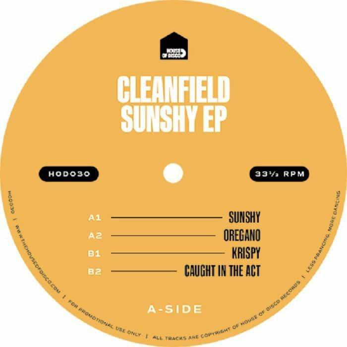 Cleanfield - Sunshy