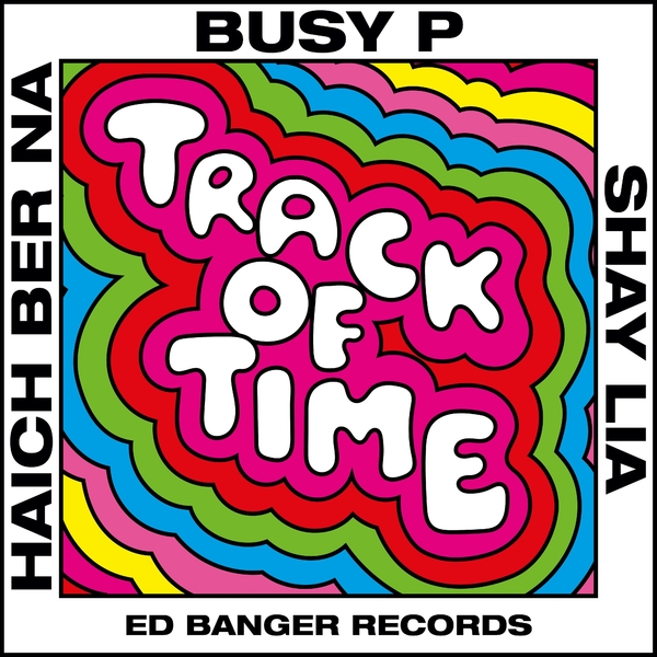 Busy P - Track of Time