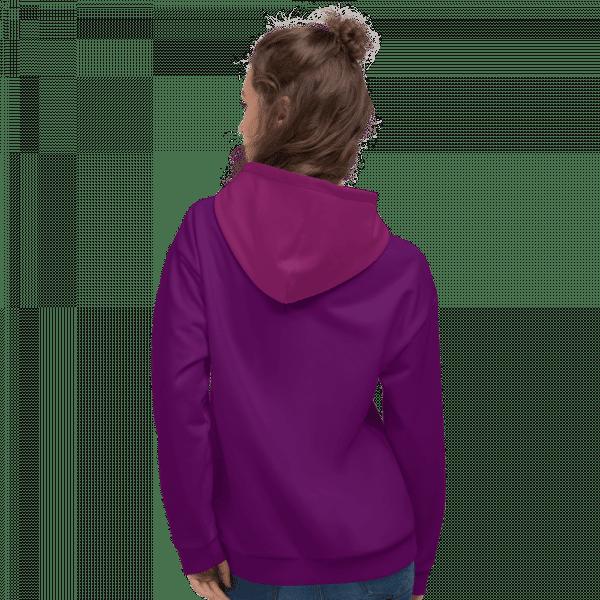 Dirty Disco Purple Hoodie