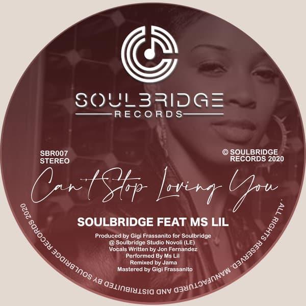 Soulbridge Can't Stop Loving You (Jama Remix) VA Soulful Vibes, Vol 3